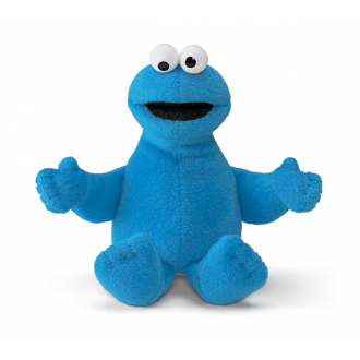 Mini Beanie Cookie Monster