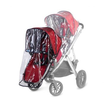 UPPABABY VISTA Rumble Seat – Rain Shield
