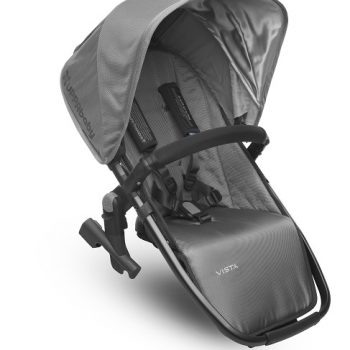 UPPAbaby VISTA 2017 Rumble Seat – Grey/Graphite (Pascal)