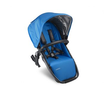 UPPAbaby VISTA 2015 Rumble Seat – Marine Blue/Graphite (Georgie)