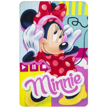 Minnie Mouse Polar Fleece Blanket