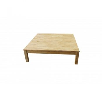 Low Square Table 100 Cm