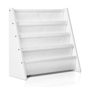 Artiss Kids Bookshelf – White
