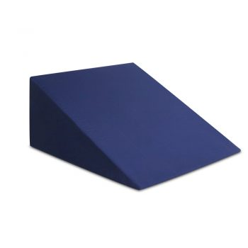 Giselle Foam Wedge Back Support Pillow – Blue