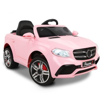 Mercedes Benz GLE 63 Kids Ride On Car  – Pink
