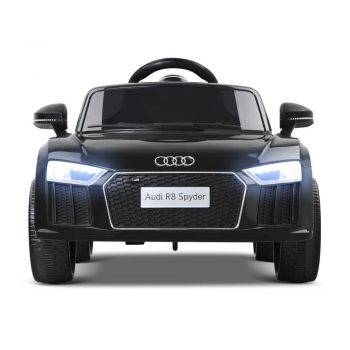 Audi R8 Kids Ride On Car – Black