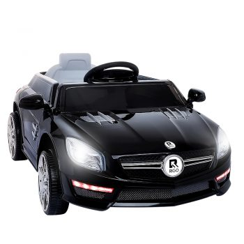 Rigo Kids Ride On Car – Black