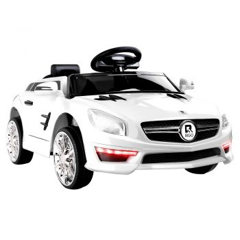 Rigo Kids Ride On Car – White