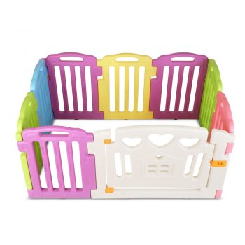 Cuddly Baby Baby Playpen – 9 Panels