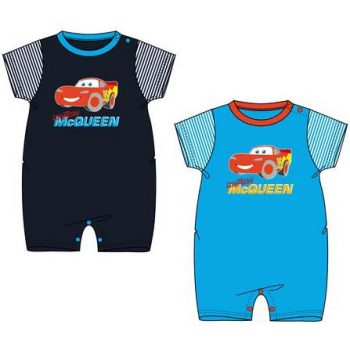 Disney Cars Boy Romper