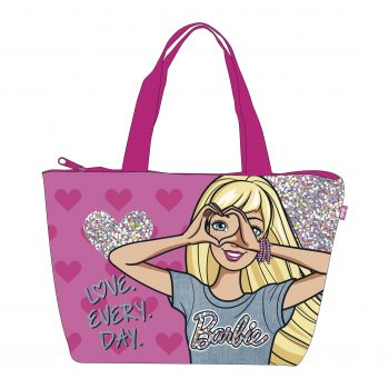 Barbie Tote / Beach Bag – Love Every Day