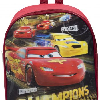 Disney Cars Backpack – Champions