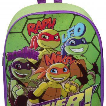 TMNT Backpack – Turtle Power