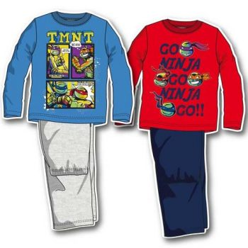 TMNT Pyjamas – Long Sleeves