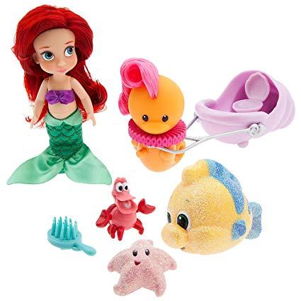 Disney Animators Mini Doll