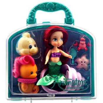 Disney Animators' Collection Ariel Mini Doll Play Set