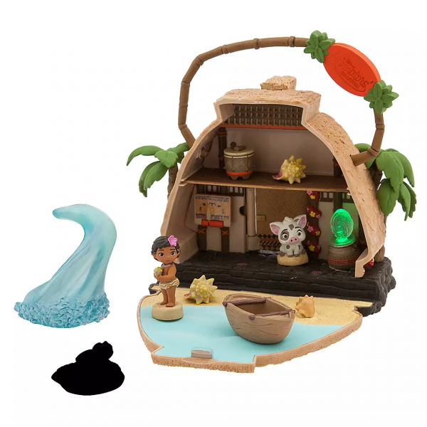 Moana Little House Animator Collection