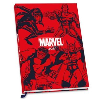 2021 A5 Diary – Marvel Comics