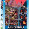 Minecraft World Red