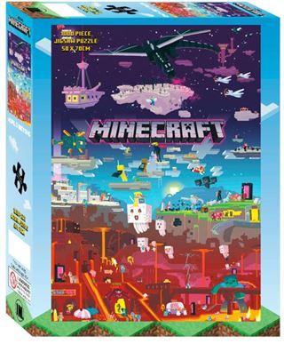 Minecraft World Beyond