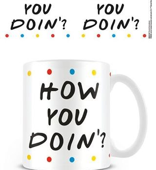 Friends Mug – HOW YOU DOIN'?