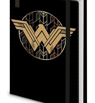 Premium Notebook – DC Comics – Wonder Woman – Badge