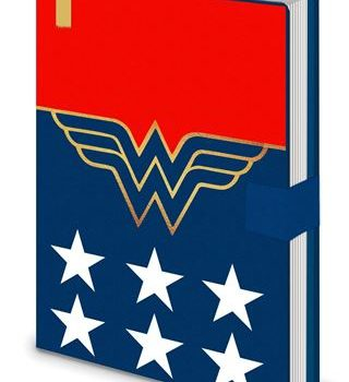 Premium Notebook – DC Comics – Wonder Woman Costume