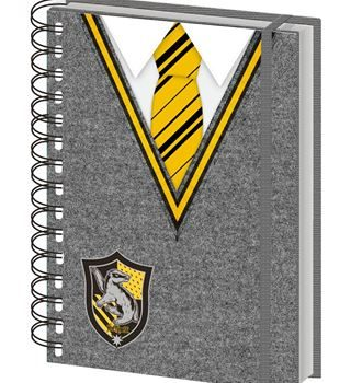 Notebook – Harry Potter – Hufflepuff Uniform