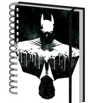 Notebook – DC Comics – Batman Dual Identity