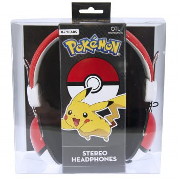 Pokemon Junior Headphones Tweem Dome