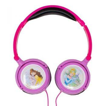 Princess LEXIBOOK Kids Headphones Pink
