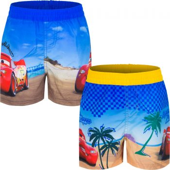 Swim Surf Shorts – Disney Cars – Boys