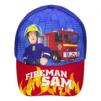 Hat – Fireman Sam Kids Cap – On Fire