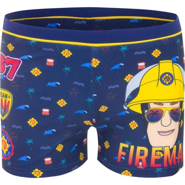 Fireman Sam Swim Shorts