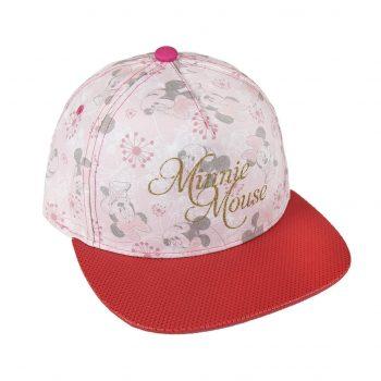 Hat – Minnie Mouse Kids Cap – Glitter