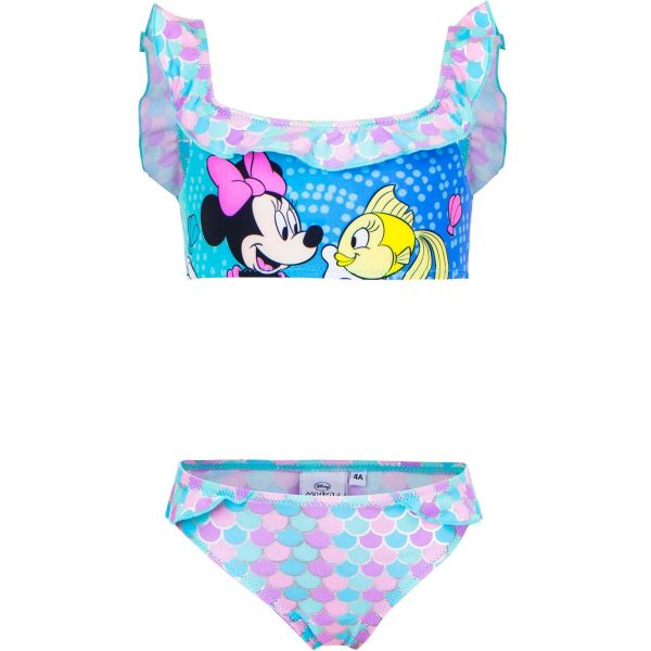 Minnie Mermaid Bikini