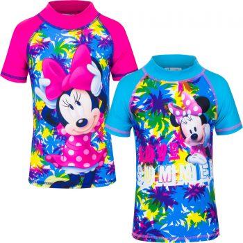 Swim Rashie – Minnie Mouse – Girls
