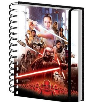 Notebook – Star Wars – Episode IX – Key Art