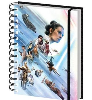 Notebook – Star Wars – Episode IX – Hope