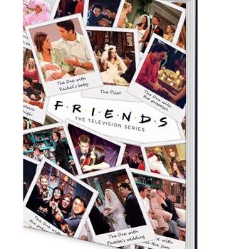 Premium Notebook – Friends – Polaroids