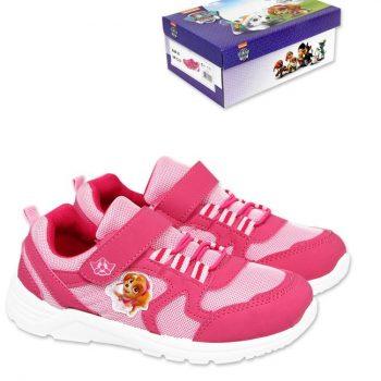 Sneakers – Paw Patrol Pink – Skye Light up badge