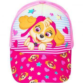 Hat – Paw Patrol Kids Cap – Skye Pink