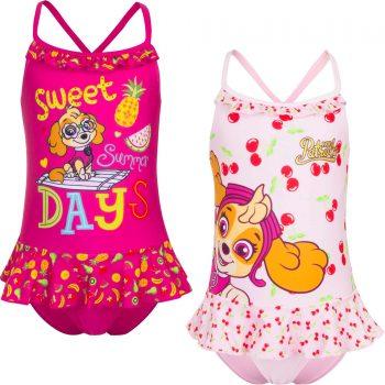 Swim Suit – Paw Patrol One Piece – Girls Sweet Days