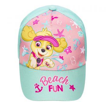 Hat – Paw Patrol Kids Cap – Skye Aqua