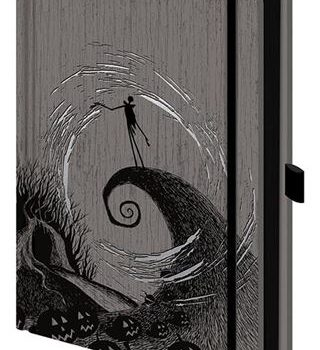 Premium Notebook – Nightmare Before Christmas – Moonlight Madness
