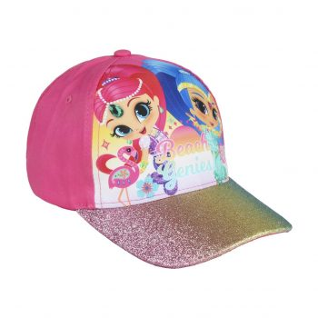 Hat – Shimmer and Shine Kids Cap – Glitter