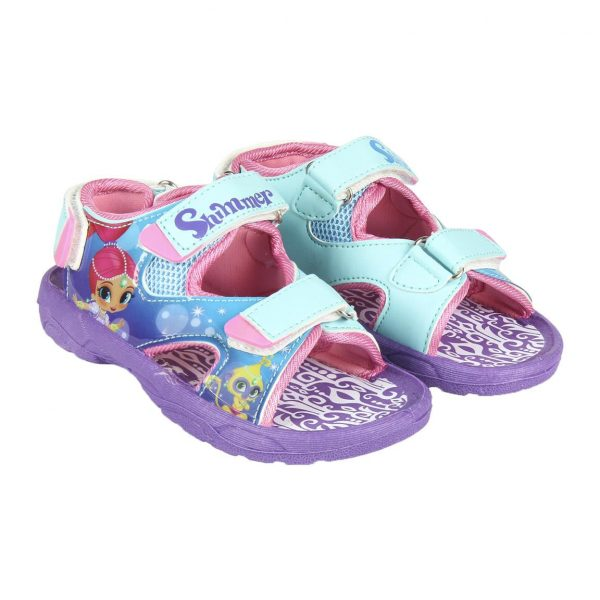 Shimmer and Shine Sandals