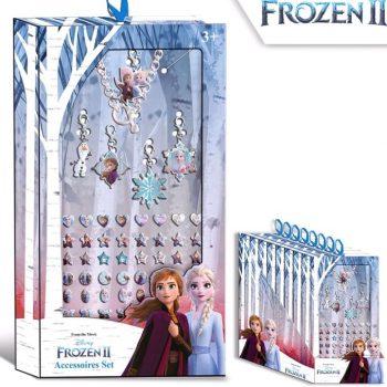 Jewellery – Frozen 2 Disney Jewellery Set Snowflakes