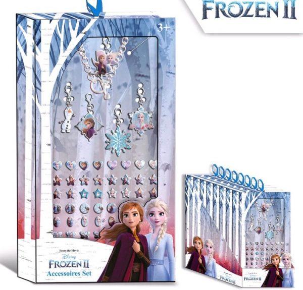 Frozen 2 Disney Snowflakes