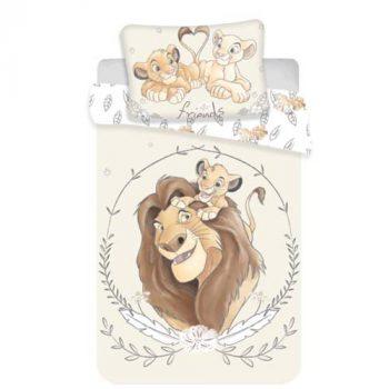Cot / Toddler Bed Quilt Cover Set – Disney Lion King